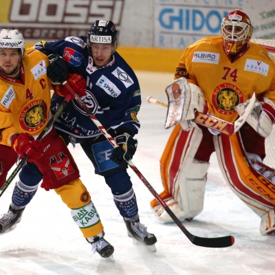 National League : HC Ambri-Piotta - SCL Tigers le 03/12/2016 (par Peter Eggimann)