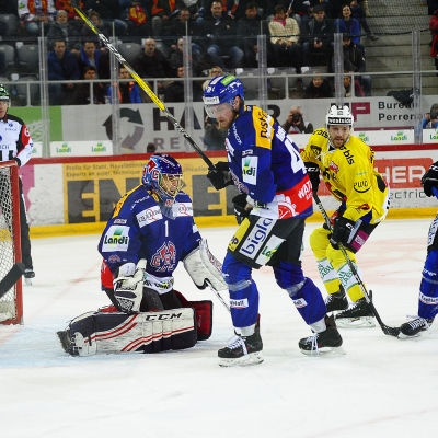 National League : HC Bienne - CP Berne le 07/03/2017 (par Hervé Chavaillaz)