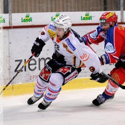National League : HC Bienne - CP Berne le 30/11/2010 (par Sandro Stutz)