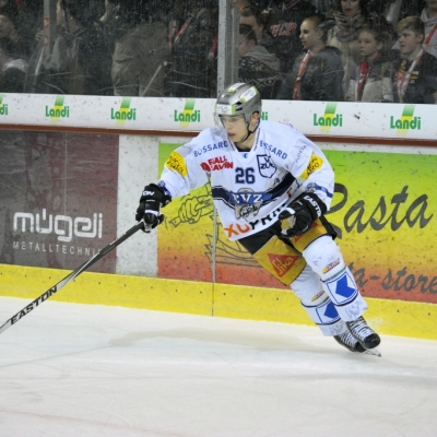 National League : HC Bienne - EV Zoug le 02/01/2015 (par Hervé Chavaillaz)