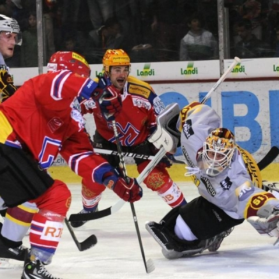 National League : HC Bienne - Genève-Servette HC le 09/10/2010 (par Sandro Stutz)