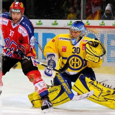 National League : HC Bienne - HC Davos le 20/11/2010 (par  )