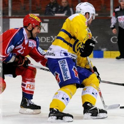 National League : HC Bienne - HC Davos le 20/11/2010 (par Sandro Stutz)