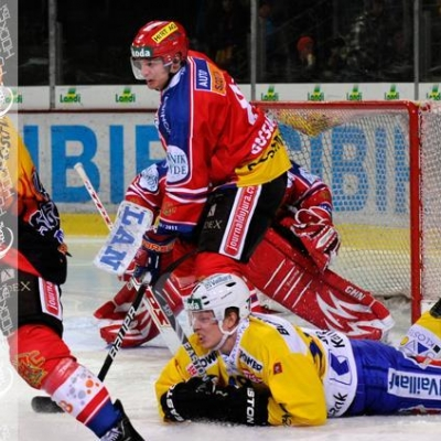 National League : HC Bienne - HC Davos le 26/10/2010 (par Sandro Stutz)
