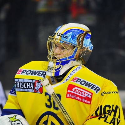 National League : HC Bienne - HC Davos le 30/01/2015 (par Hervé Chavaillaz)