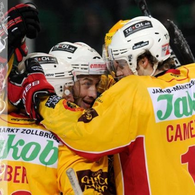 National League : HC Bienne - SCL Tigers le 21/12/2010 (par  )