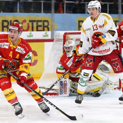 National League : HC Bienne - SCL Tigers le 23/01/2018 (par Peter Eggimann)