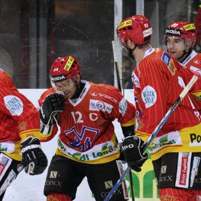 National League : HC Bienne - SCL Tigers le 28/10/2011 (par Sandro Stutz)