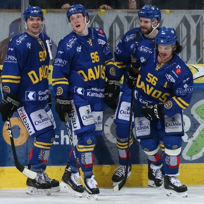 National League : HC Davos - SCL Tigers le 22/12/2017 (par Peter Eggimann)