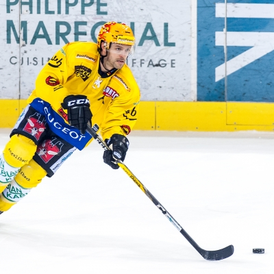 National League : HC Davos - ZSC Lions le 28/01/2018 (par Laurent Daspres)