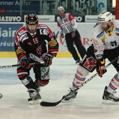 National League : HC Fribourg-Gottéron - CP Berne (par Michael Lehner)