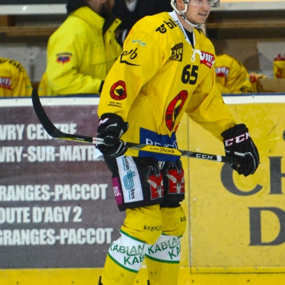 National League : HC Fribourg-Gottéron - CP Berne le 25/02/2017 (par Michael Lehner)