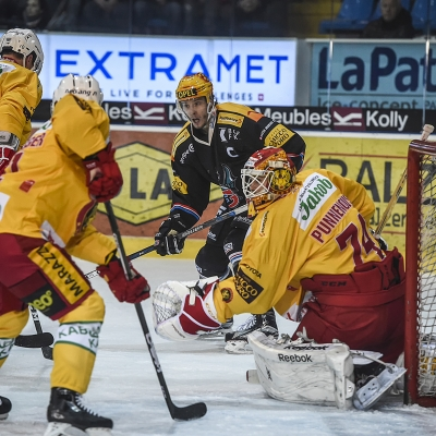 National League : HC Fribourg-Gottéron - SCL Tigers le 14/02/2017 (par Pascal Corbat)