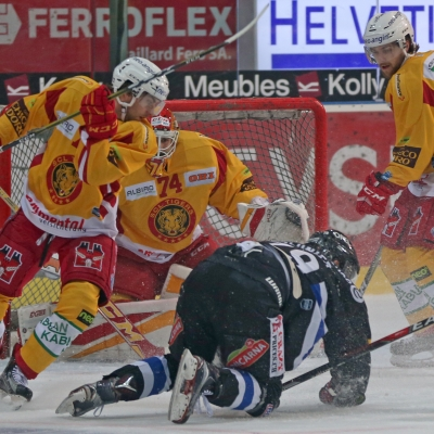 National League : HC Fribourg-Gottéron - SCL Tigers le 15/12/2017 (par Peter Eggimann)