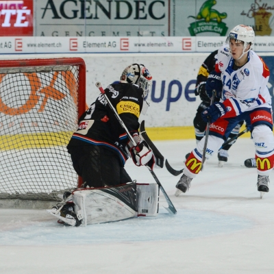 National League : HC Fribourg-Gottéron - ZSC Lions le 22/12/2016 (par Michael Lehner)