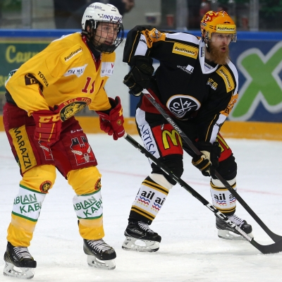 National League : HC Lugano - SCL Tigers le 13/01/2017 (par Peter Eggimann)