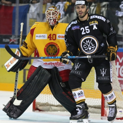 National League : HC Lugano - SCL Tigers le 30/09/2017 (par Peter Eggimann)