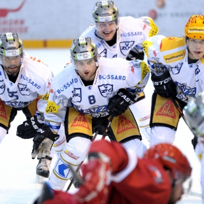 National League : Lausanne HC - EV Zoug le 22/11/2013 (par Carlos Wunderlin)