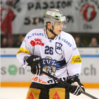 National League : Lausanne HC - EV Zoug le 22/12/2014 (par Maria Wunderlin)