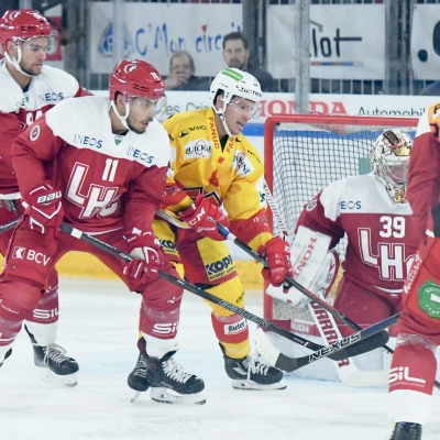 National League : Lausanne HC - HC Bienne le 15/09/2017 (par Patrick Pitton)