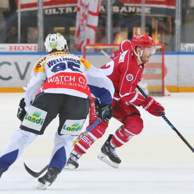 National League : Lausanne HC - HC Bienne le 20/11/2016 (par Maria Wunderlin)