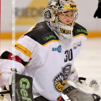 National League : Lausanne HC - HC Lugano le 13/12/2014 (par Maria Wunderlin)