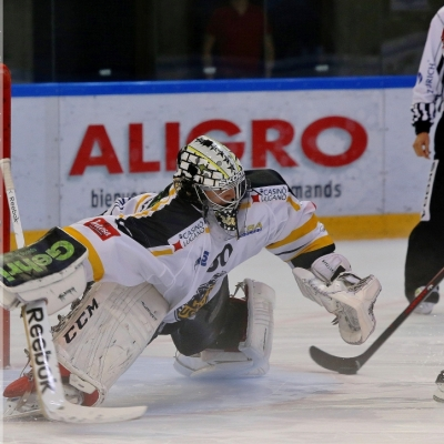 National League : Lausanne HC - HC Lugano le 28/09/2013 (par Maria Wunderlin)