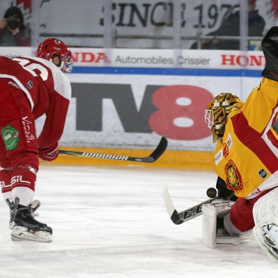 National League : Lausanne HC - SCL Tigers le 11/01/2018 (par Peter Eggimann)