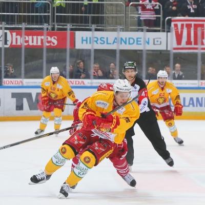 National League : Lausanne HC - SCL Tigers le 15/11/2016 (par Maria Wunderlin)