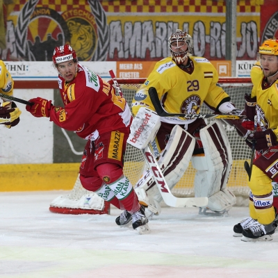 National League : SCL Tigers - Genève-Servette HC le 02/12/2016 (par Peter Eggimann)
