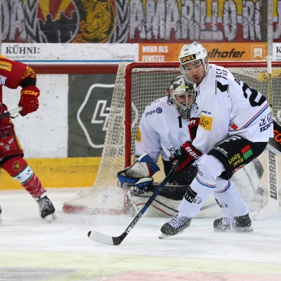 National League : SCL Tigers - HC Fribourg-Gottéron le 21/01/2017 (par Peter Eggimann)