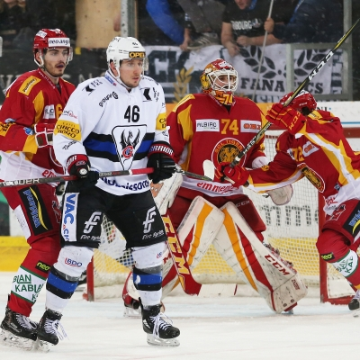 National League : SCL Tigers - HC Fribourg-Gottéron le 26/01/2018 (par Peter Eggimann)
