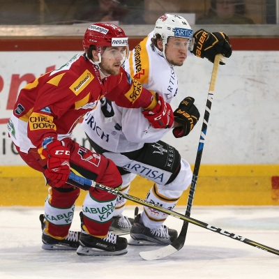 National League : SCL Tigers - HC Lugano le 12/01/2018 (par Peter Eggimann)
