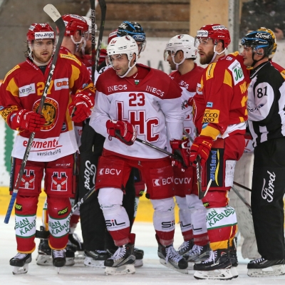 National League : SCL Tigers - Lausanne HC le 10/03/2018 (par Peter Eggimann)