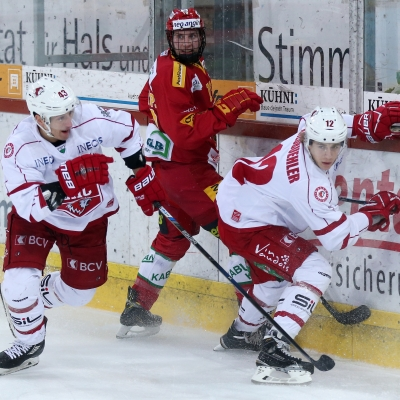 National League : SCL Tigers - Lausanne HC le 20/12/2016 (par Peter Eggimann)