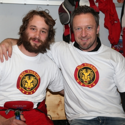 National League : SCL Tigers - SC Rapperswil-Jona Lakers le 09/04/2015 (par Peter Eggimann)