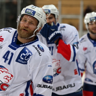 National League : SCL Tigers - ZSC Lions le 09/12/2016 (par Peter Eggimann)