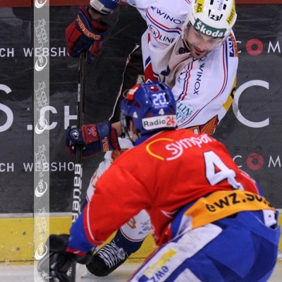 National League : ZSC Lions - HC Bienne le 22/01/2011 (par Sandro Stutz)