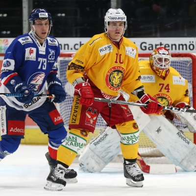 National League : ZSC Lions - SCL Tigers le 19/02/2017 (par Peter Eggimann)