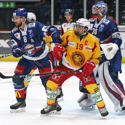 National League : ZSC Lions - SCL Tigers le 30/01/2018 (par Peter Eggimann)