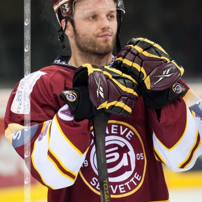 NL A : Gen�ve-Servette HC - Rapperswil-Jona Lakers le 21/01/2012