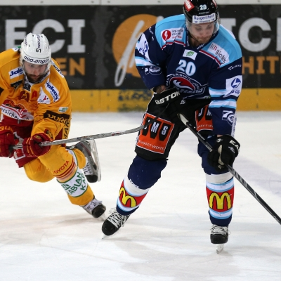 NL A : SC Rapperswil-Jona Lakers - SCL Tigers