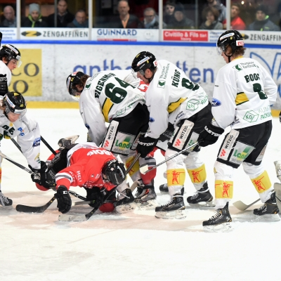NL B : HC Red Ice - Hockey Thurgovie le 29/12/2015 (par  admin)