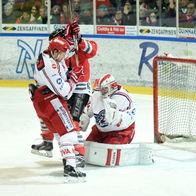 NL B : HC Red Ice - SC Rapperswil-Jona Lakers le 06/03/2016 (par  admin)
