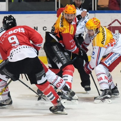 NL B : HC Red Ice - SC Rapperswil-Jona Lakers le 15/10/2015 (par  admin)