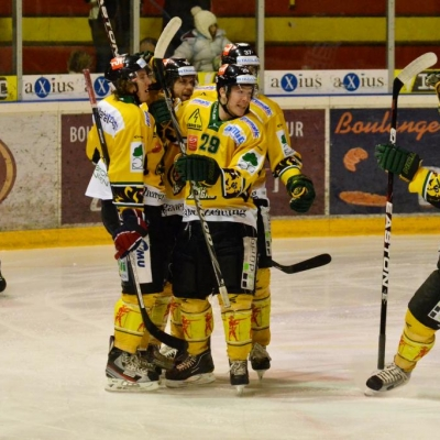 NL B : HC Sierre - HC Thurgovie le 20/01/2012