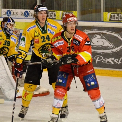 NL B : HC Sierre - Hockey Thurgovie le 20/01/2012 (par  admin)
