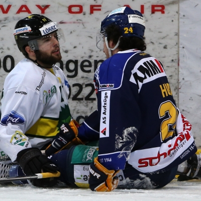 NL B : SC Langenthal - Hockey Thurgovie le 09/02/2016 (par Peter Eggimann)