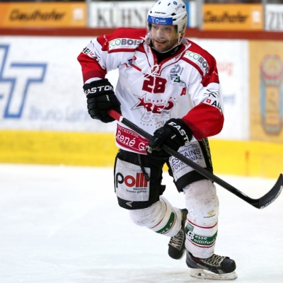 NL B : SCL Tigers - HC Red Ice le 02/01/2014