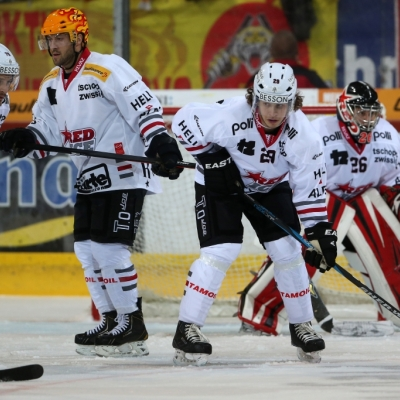 NL B : SCL Tigers - HC Red Ice le 12/09/2014